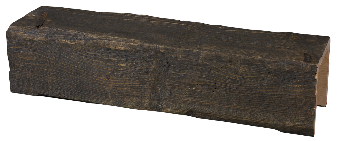 barnwood box beam